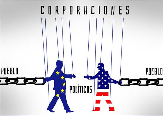 Por la salud, la democracia y los servicios públicos: No a los tratados de libre comercio